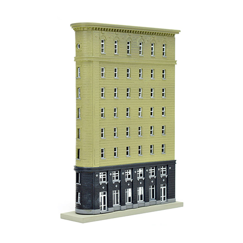 TM301080 The Building Collection 163 Flat Building A