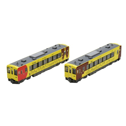 TM98060  Diesel Train Type KIHA100 POKEMON WITH YOU TRAIN 2car set