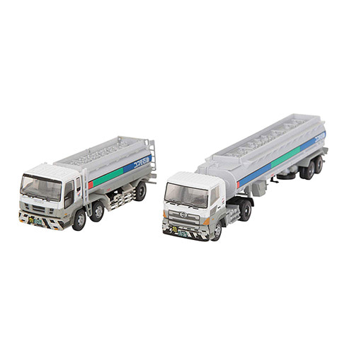 TM288565 The Trailer Collection Cosmo Oil Tank Truck Set 2Cars Set