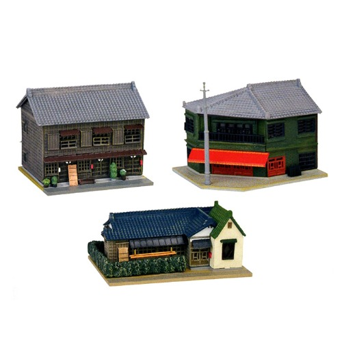 TM301110 Building Collection 166 Town Set B