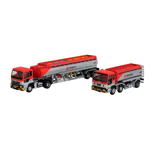 TM300243 Trailer Collection Idemitsu Tank Truck Set 2Car Set