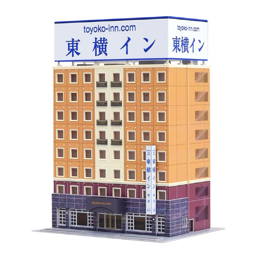 GM2709 Toyoko Inn 1pcs (Completed)