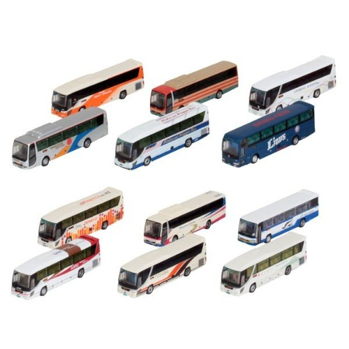 TM303381  Bus Collection Shinjuku Expressway Bus Terminal 1Pcs
