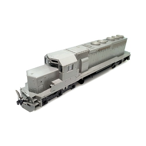 KATO 37-2900 EMD SD40-2 DIESEL LOCOMOTIVE UNDECORATED