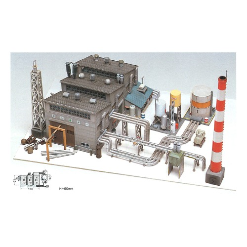 GM2144 Plant(Factory) Unassembled Kit