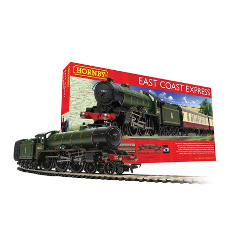 HORNBY R1214 East Coast Express Train Set