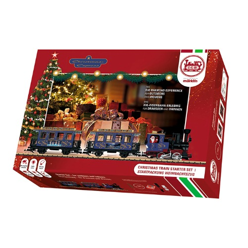L70305 Christmas Train Starter Set