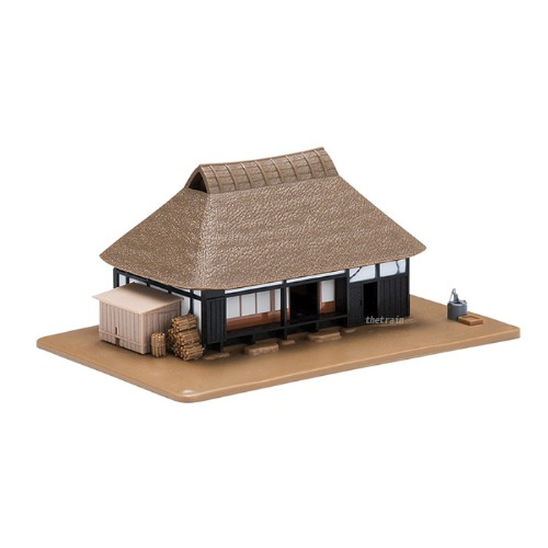 TM4206 Farm-house (Black)