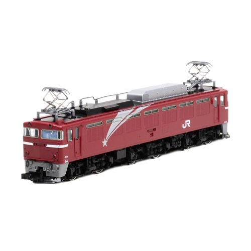TM7126 J.R. Electric Locomotive Type EF81 (Hokutosei Color / H Rubber Gray)
