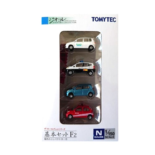 TM223184 Car Collection Basic Set F2 4Car