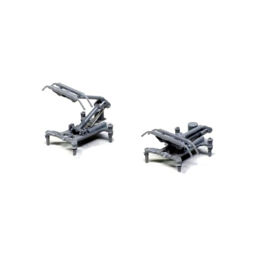 KATO 4472F Pantograph Type PS33 for MOHA E231 2Pcs