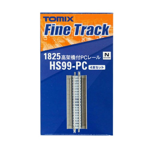 TM1825 Overhead Curved PC Tracks HS99-PC (F) (Set of 4)