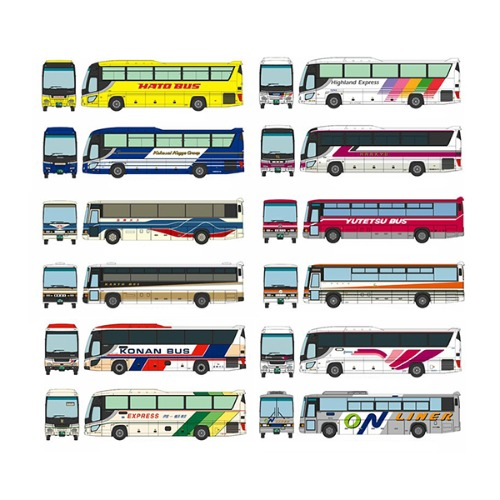 TM303152 The Bus Collection Vol.27 1Pcs
