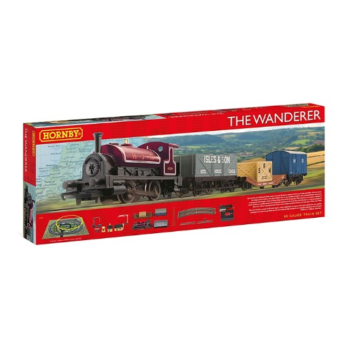 HORNBY R1240 1/76 The Wanderer Train Set