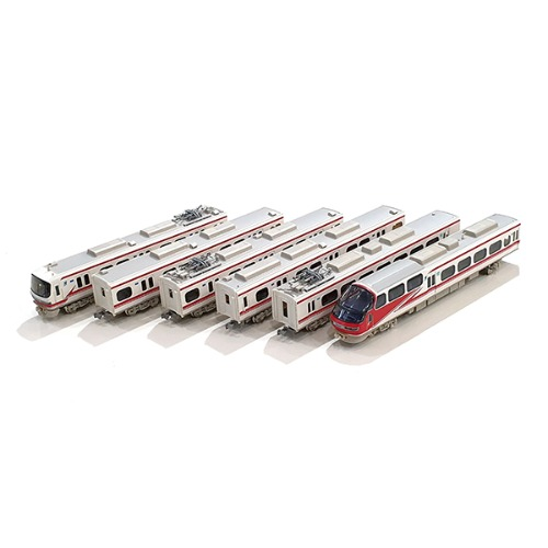 GM4168 Meitetsu Series 1030/1230 `Panorama Super` Some Special 6Car Set [중고]