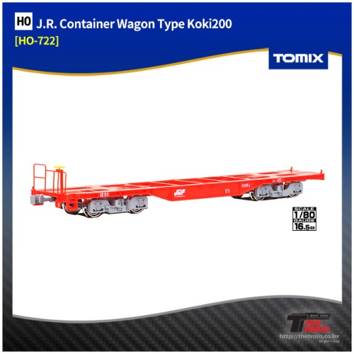 TM967224 J.R. Container Wagon Type Koki200