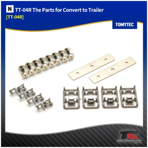 TMTT04-R The Parts for Convert to Trailer
