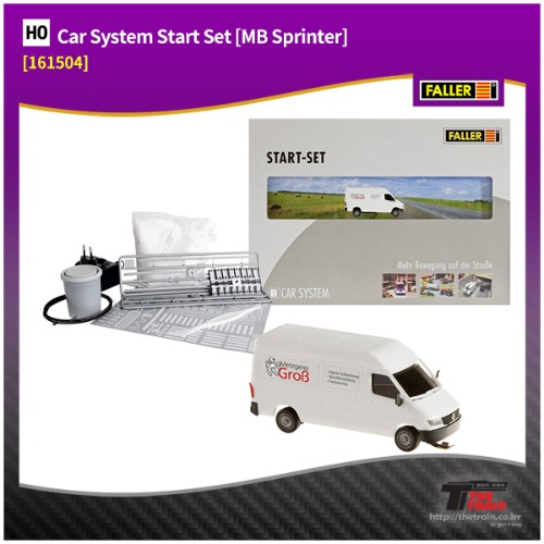 FA161504 Car System Start Set [MB Sprinter]