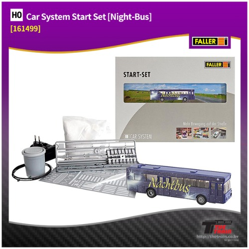 FA161499 Car System Start Set [Night-Bus]