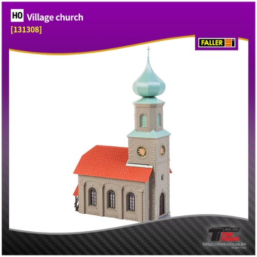 FA131308 Village church