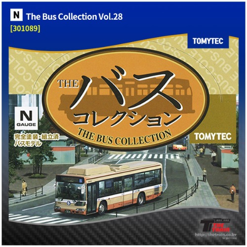 TM311089 The Bus Collection Vol.28 1Pcs