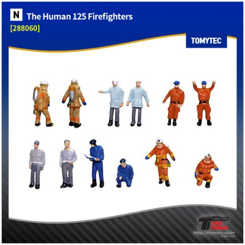 TM288060 The Human 125 Firefighters