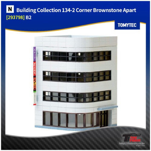 TM293798 Building Collection 134-2 Corner Modern Office B2