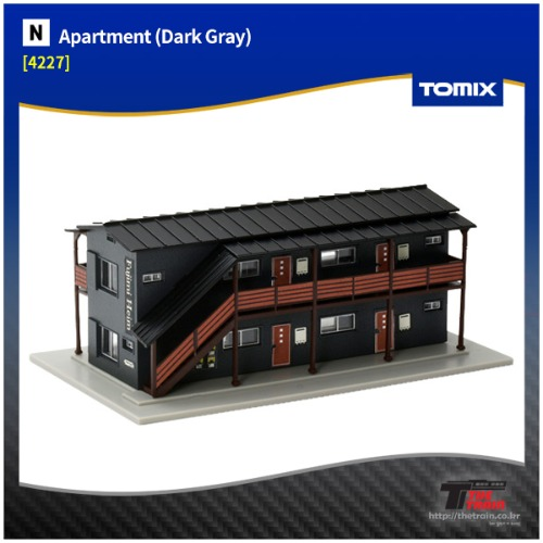 TM4227 Apartment (Dark Gray)