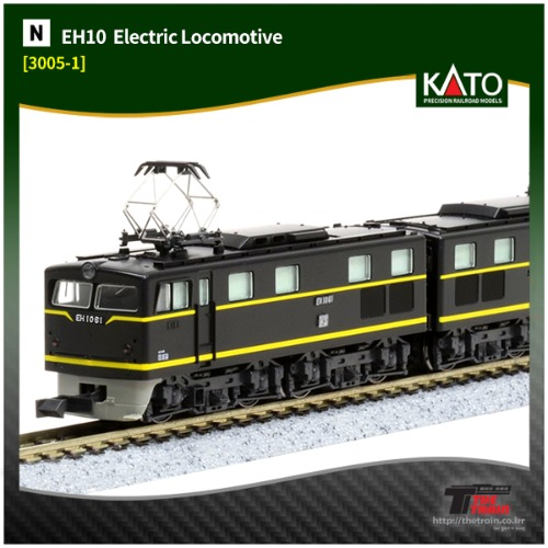 KATO 3005-1 EH10  Electric Locomotive