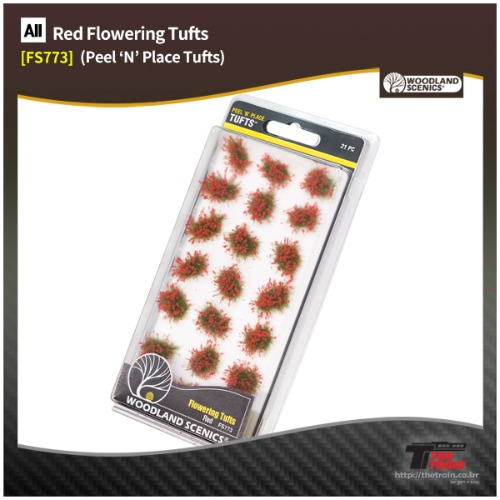 FS773 Red Flowering Tufts