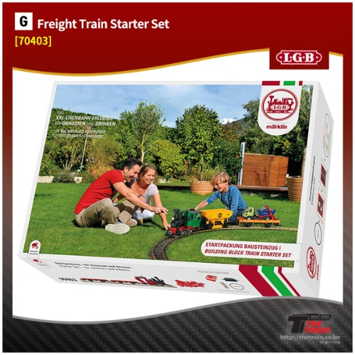 L70403 Freight Train Starter Set