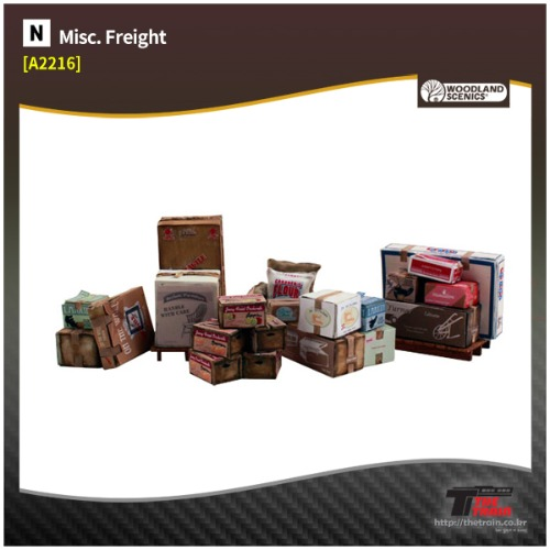 A2216 Misc. Freight
