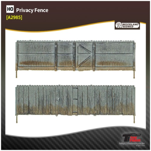 A2985 [HO] Privacy Fence