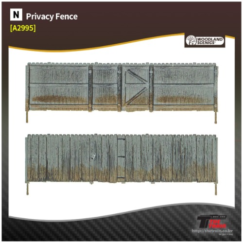 A2995 Privacy Fence