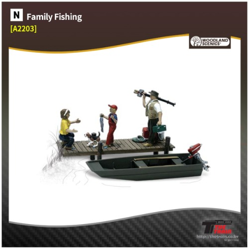 A2203 Family Fishing
